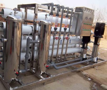 15吨反渗透纯水设备