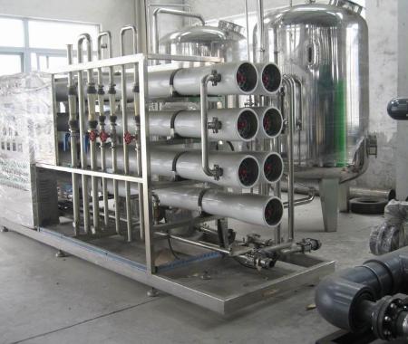 20吨时反渗透净水设备