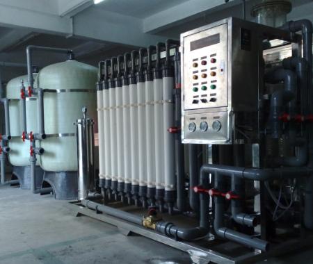 矿泉水超滤设备
