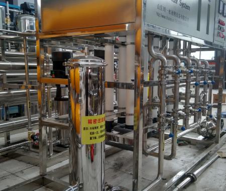矿泉水制水设备