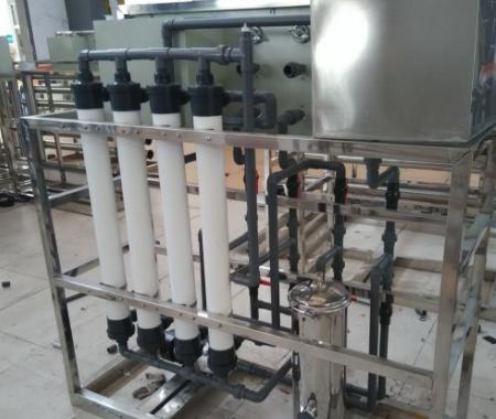 小型矿泉水超滤设备