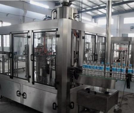 瓶装水生产线2