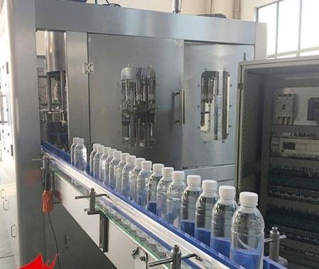 小瓶水生产设备