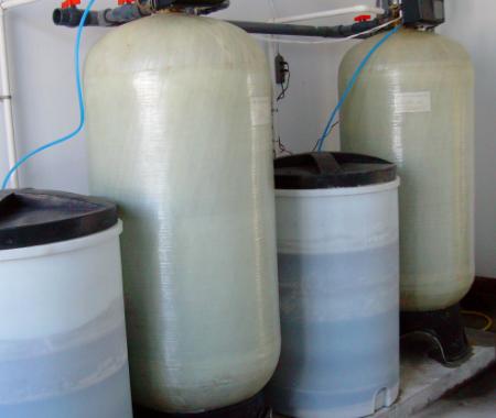 双罐软化水设备