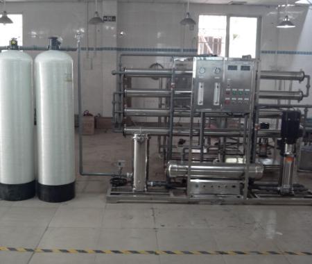 5吨时反渗透纯净水设备