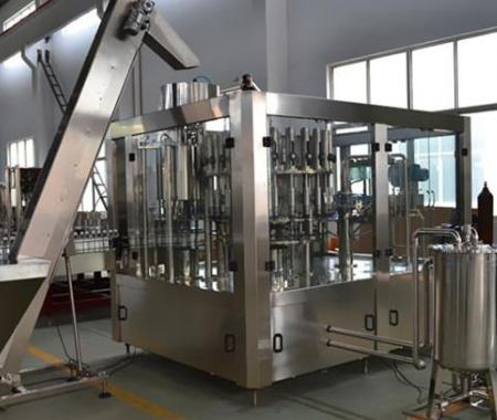 瓶装水灌装生产线2