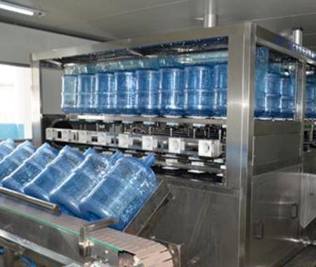 900桶时桶装水灌装机