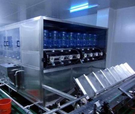 1200桶时桶装水灌装机